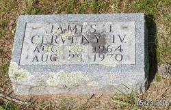 James Joseph Cerveny, IV