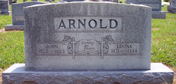John (Johnny) M. Arnold