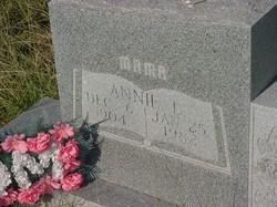 Annie Lee Horn