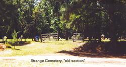 Strange Cemetery
