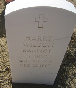 Harry Wilson Barney