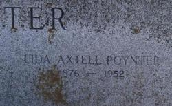 Clara Eliza <i>Axtell</i> Poynter