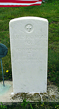 James Raymond Fox