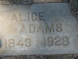 Alice <i>Pepper</i> Adams