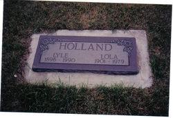 Lyle Holland