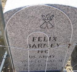 Felix Barney