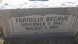 Franklin Begaye