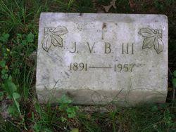 John Vernou Bouvier, III
