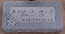 Barry B Albertsen