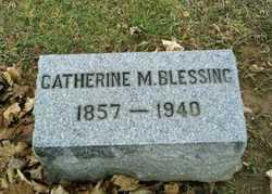 Catherine May <i>Hood</i> Blessing
