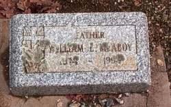 William Edgar McAboy