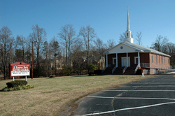 Enoree Fork Baptist Church Cemetery