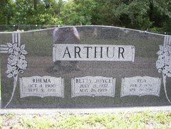 Betty Joyce Arthur