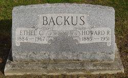 Howard R. Backus