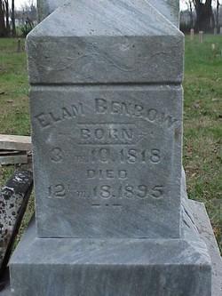 Elam Benbow