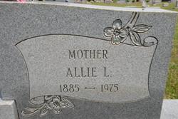 Allie L. Buffaloe