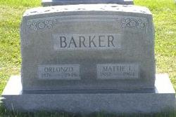 Orlonzo Barker