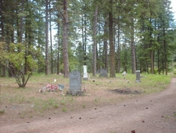 Loon Lake Community Cemetery