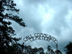 Call Community Cemetery