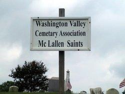 Washington Valley Cemetery