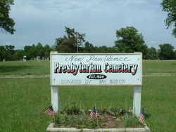 New Providence Presbyterian Cemetery