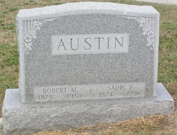 Sadie E. <i>Hallman</i> Austin
