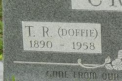 Thomas Randolph Doffie <i>Faulk</i> Crider