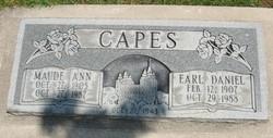 Maud Ann <i>Ross</i> Capes