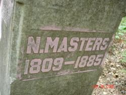 Nicholas Masters