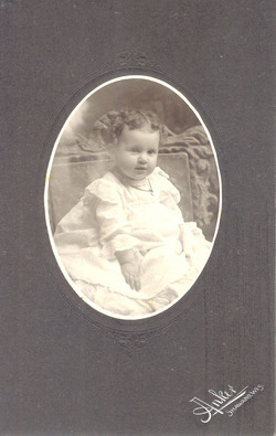 Florence Marie <i>Falk</i> Adams