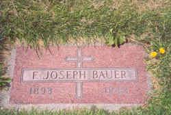 Francis Joseph Bauer