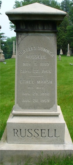 Charles Sumner Russell