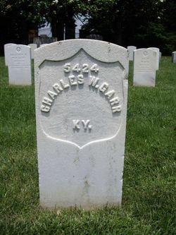 Charles W Garr