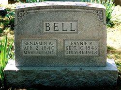 Pvt Benjamin Ashley Bell