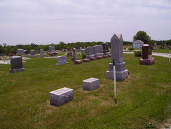 Cowgill Cemetery