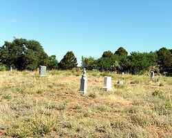 Old Mormon Cemetery