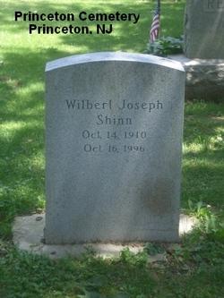 Wilbert Joseph Shinn