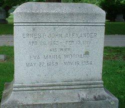 Ernest John Alexander