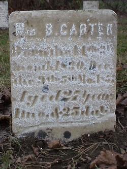 William B. Carter