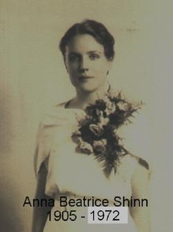 Anna Beatrice <i>Shinn</i> Reik