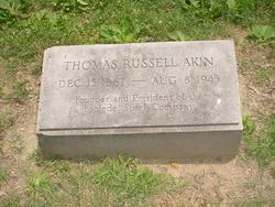 Thomas Russell Akin