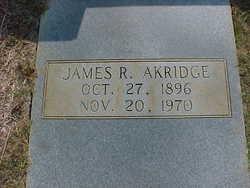 James R. Akridge