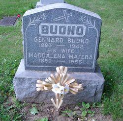 Maddalena <i>Matera</i> Buono