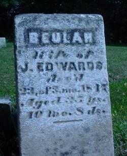 Beulah <i>Perkins</i> Edwards