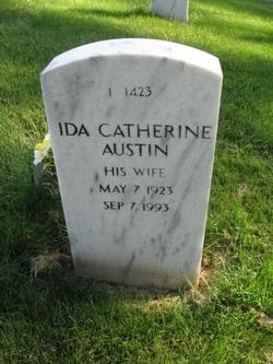 Ida Catherine <i>Hargett</i> Austin