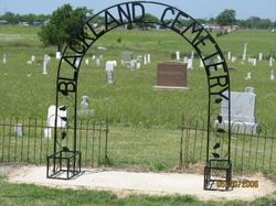 Blackland Cemetery