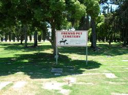 Fresno Pet Cemetery