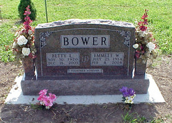 Emmett Wesley Bower