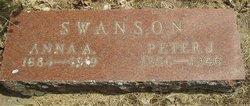 Anna Agnes Swanson
