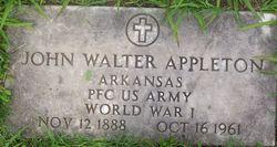 John Walter Appleton